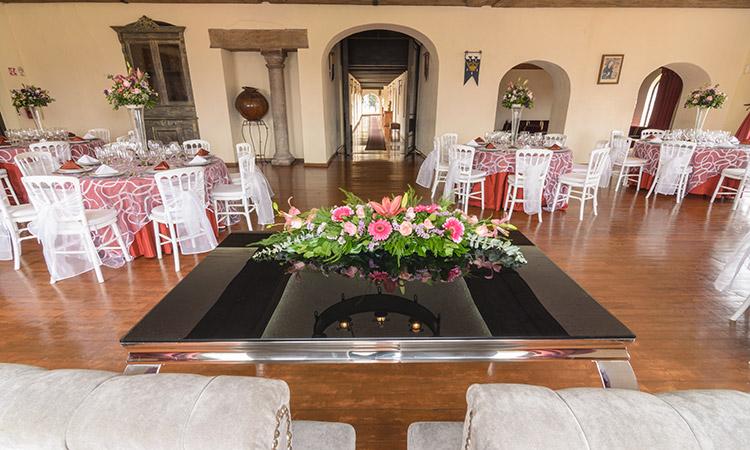 Events Space at Castillo Santa Cecilia
